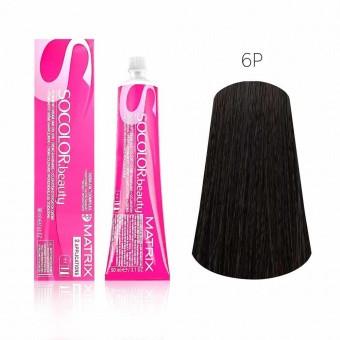 Купить Стойкая краска для волос Matrix SOCOLOR.beauty 6P, Matrix Professional