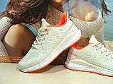 Кроссовки женские BaaS Runners бежевые 37 р., фото 3