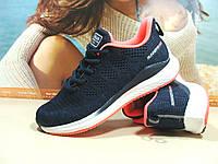 Кроссовки женские BaaS Runners синие 37 р., фото 1