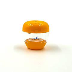 Ультрафіолетовий портативний стерилізатор сосок і пустушок Seago SG113 Orange (K1010050252)