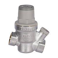 Редуктор понижения давления Caleffi 533441H 1/2'' г/в с подключением манометра