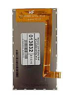 "Матрица для телефона 4.5"", Slim тонкая, 854х480, Светодиодная LED, без креплений, глянцевая"