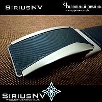 Шкіряний чоловічий ремінь  SiriusNV AN-classic 10