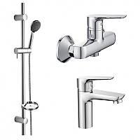 Набор смесителей для ванны Imprese kit21082
