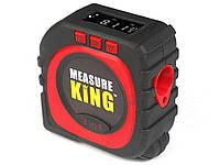 Товар имеет дефект! Рулетка 3 в 1 Measure King цифровая с лазером Уценка! №1247 Уценка!