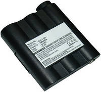 Аккумуляторная батарея для радиостанции Midland GXT LXT Nautico NT1VP Ni-MH 700mAh 6V