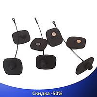 Антикражные датчики Мини радиочастотные черные, фото 1