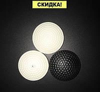 Антикражный датчик Ракушка радиочастотный 63 мм б.у, фото 1