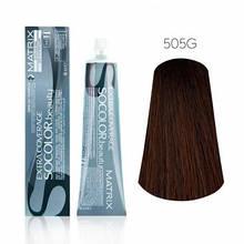 Стойкая крем-краска  100% закрашивание седины Matrix Socolor beauty Extra Coverage 90ml 505G