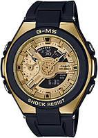 Женские часы Casio MSG-400G-1A2ER