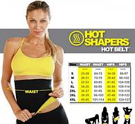 Пояс для схуднення Hot Shapers Power Belt Neotex на липучці