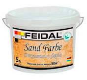 """Декоративная краска """"Feidal Sand Farbe"""" 5 кг"""