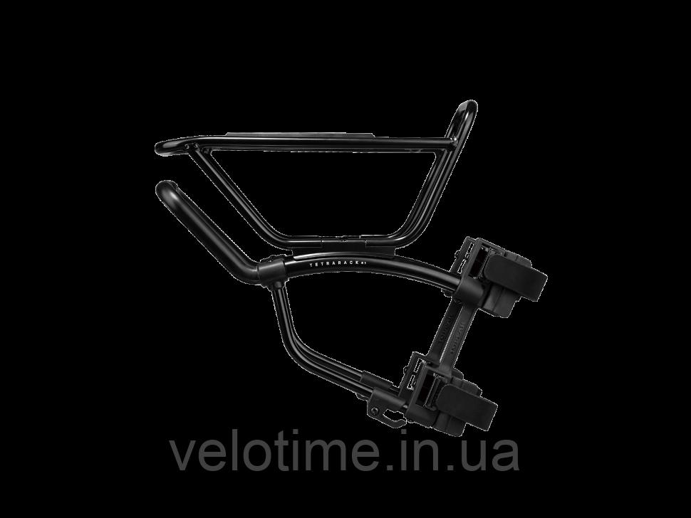 Багажник передний Шоссе/Гревел Topeak TetraRack R1, MTX (черный)