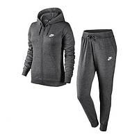 Женский спортивный костюм Nike W NSW TRK Suit FLC 803664-071, фото 1