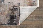 Ковер винтаж SEVEN DAYS 0116 1,6Х2,35 СЕРЫЙ прямоугольник, фото 5