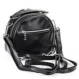 Сумка Женская Клатч кожа ALEX RAI 06-1 339 black, фото 3