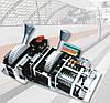 Командоконтроллер немецкой фирмы W.GESSMANN серии М 3753 для локомотивов