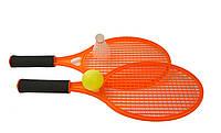 Ракетка M 5675(Orange) Оранжевый детская