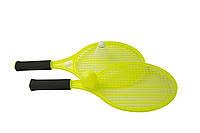 Ракетка M 5675(Yellow) Желтый детская