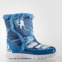 Детские сапоги Adidas Disney Frozen Mid AQ3656, фото 1