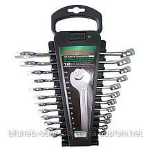 Набор ключей комбинированных 6-19 мм TOPTUL 12 шт. GAAC1201