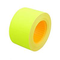 Ценник флюо TCBIL4050 желтый, код: 660063