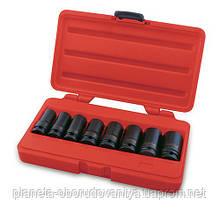 Набор головок для секретных болтов TOPTUL JGAI0802