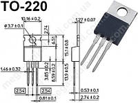 Симистор BT136-600 600V 4A