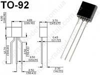 Симистор Z0103MA 600V 3mA