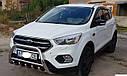 Кенгурятник (защита переднего бампера) Ford Kuga 2017+, фото 2