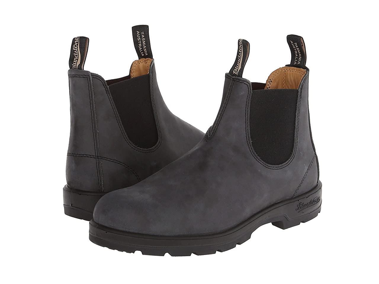 Ботинки/Сапоги (Оригинал) Blundstone 587 Rustic Black