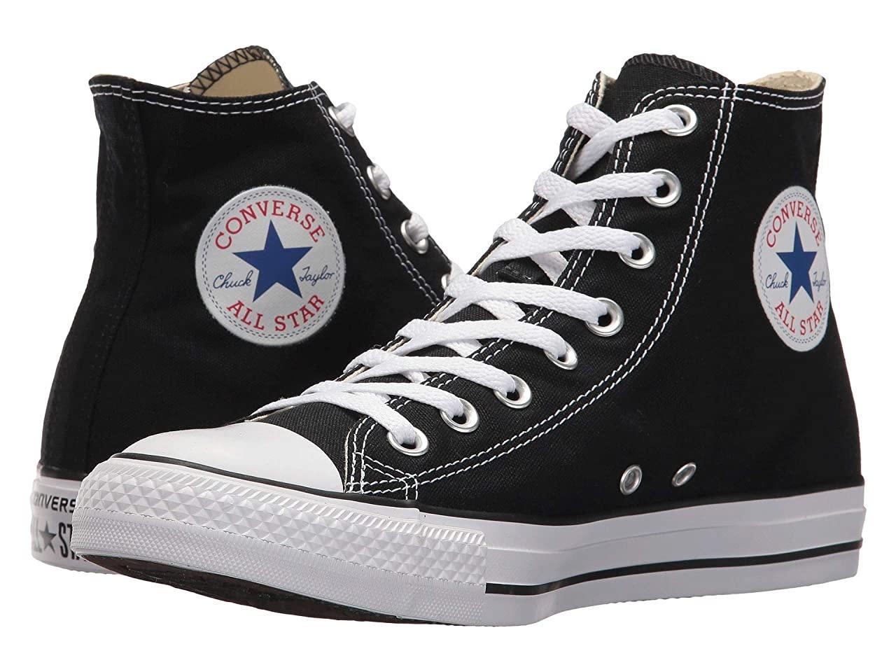Кроссовки/Кеды (Оригинал) Converse Chuck Taylor® All Star® Core Hi Black
