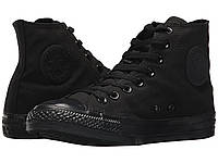 Кроссовки/Кеды Converse Chuck Taylor® All Star® Core Hi Monochrome Black