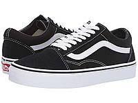 Кроссовки/Кеды (Оригинал) Vans Old Skool™ Core Classics Black, фото 1