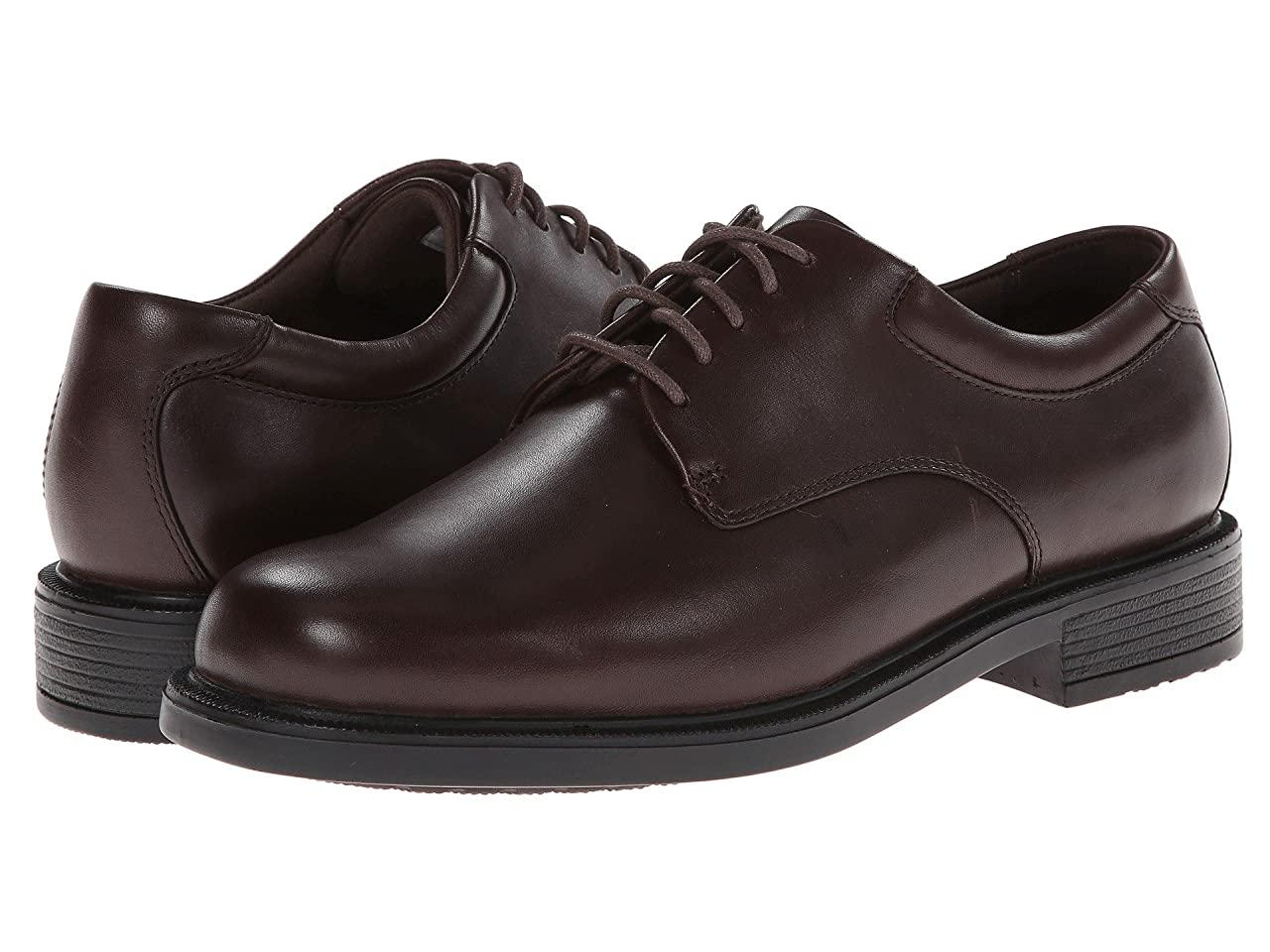 Туфли (Оригинал) Rockport Big Bucks Margin Chocolate Leather