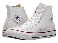 Кроссовки/Кеды Converse Chuck Taylor® All Star® Leather Hi White Leather