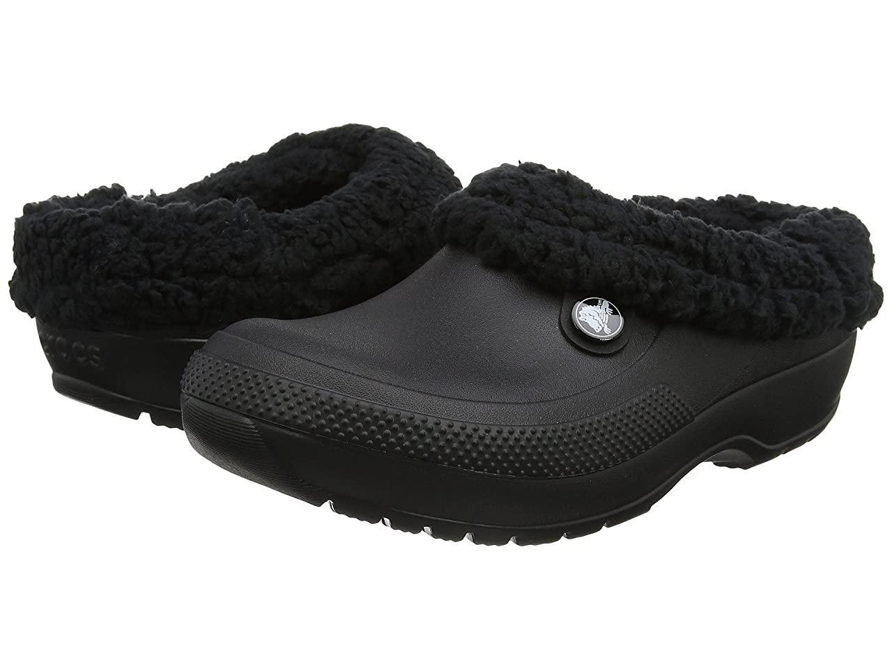 Сабо (Оригинал) Crocs Classic Blitzen III Clog Black/Black