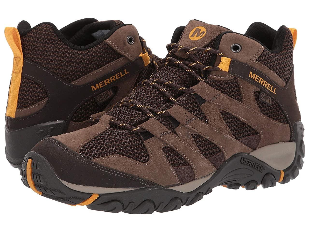 Ботинки/Сапоги (Оригинал) Merrell Alverstone Mid Waterproof Merrell Stone
