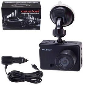 Автомобильный цифровой видеорегистратор CELSIOR DVR F803 Wi-Fi FHD
