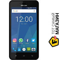 Hisense T5 Silver мобильный телефон недорогие сенсорный моноблок 3G, 4G, EDGE, GPRS серебристый