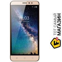 Hisense F23 Gold мобильный телефон недорогие сенсорный моноблок 3G, 4G, EDGE, GPRS золотой