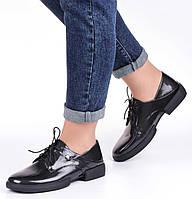 Женские туфли на низком ходу Geronea 19939, Серый, 40, 2999860278699