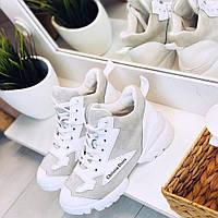 Высокие деми кроссовки, фото 1