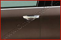 Автотюнинг ручек Volkswagen Touareg 2010+ (Omsa, 4 шт)