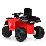 Детский квадроцикл Bambi ZP5138E-3 красный, фото 9