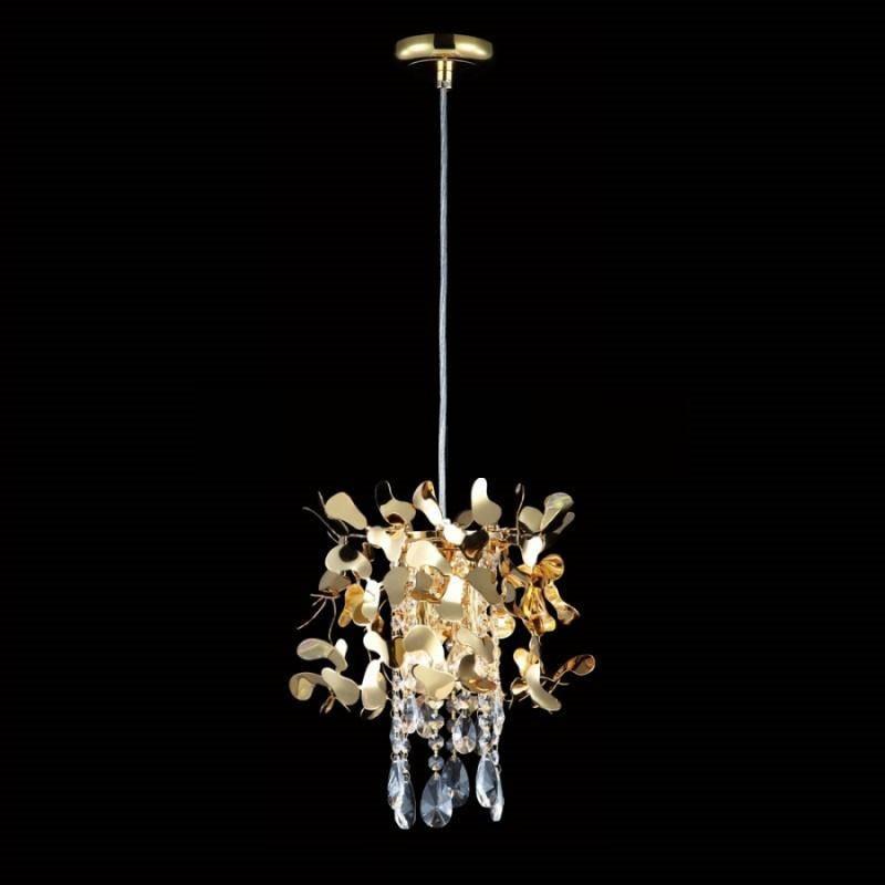 Люстра подвесная CRYSTAL LUX ROMEO SP2 GOLD D250