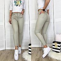 0235 Free blue джинсы женские бежевые весенние стрейчевые (26-31, 8 ед.), фото 1
