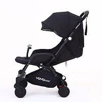 Прогулочная коляска YOYA Care Black (C2018BB)