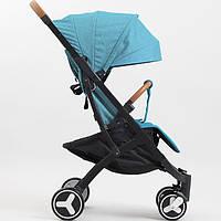 Детская прогулочная коляска YoyaPlus 3 Голубая (959766603)