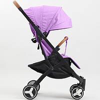 Детская прогулочная коляска YoyaPlus 3 Фиолетовая (959767121)
